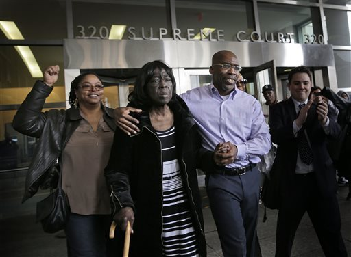 Brooklyn man finally acquitted after 25yrs in prison