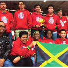 "Jamaican Robotics Team Wins First Prize for ""Innovation and Strategy"""