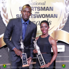 Bolt and Fraser-Pryce cop Jamaican Sportsman and Sportswoman titles